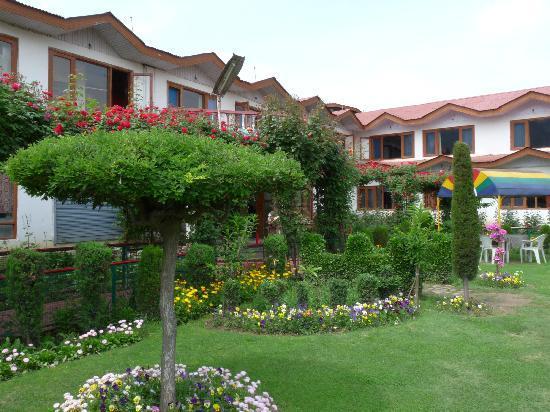 hotel in srinagar